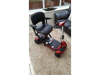 Like New Solax Electronic Folding Mobility Scooter