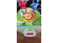 Fisher-Price Rainforest Friends Baby Bouncer