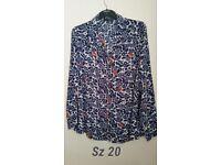 Sz 20 shirt £3