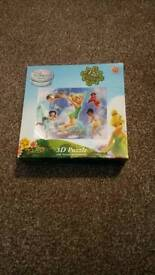 Tinkerbell 3D Puzzle