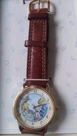 Classic Pooh Bear Watch
