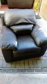 Three pieces sofas - see photos
