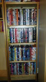 IKEA DVD Shelves