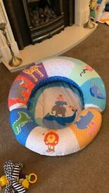 Chad valley baby play nest