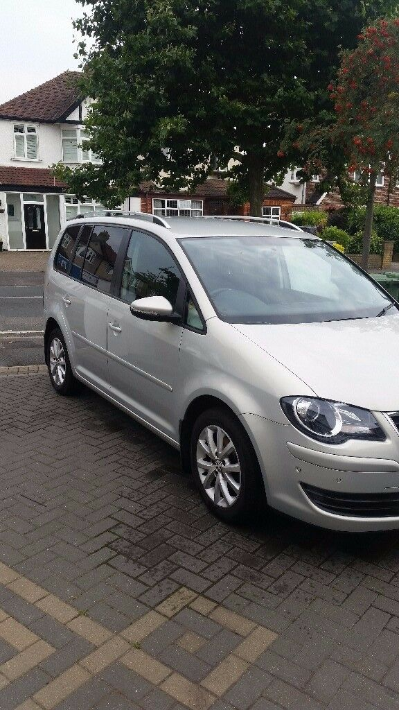 VOLKSWAGEN TOURAN 1.9 TDI MATCH 5,6 or 7 seater ****MUST GO SOON****