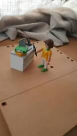 Playmobil reception