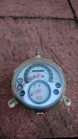 Aprilia Habana Mojito Speedometer