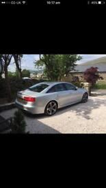 Audi A6 diesel saloon 2.0 tdi S line