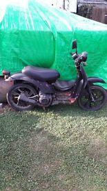 Honda field bike