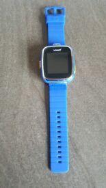 Vtech kiddozoom watch blue