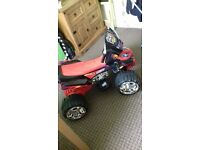 quad for sale nearly new