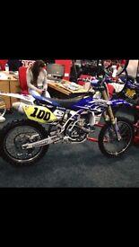 2013 Yamaha yzf 250