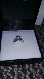 Nice engagement ring size I