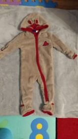 Lupilu baby all in one 2-6 month