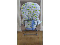 High Chair - Good Clean Condition