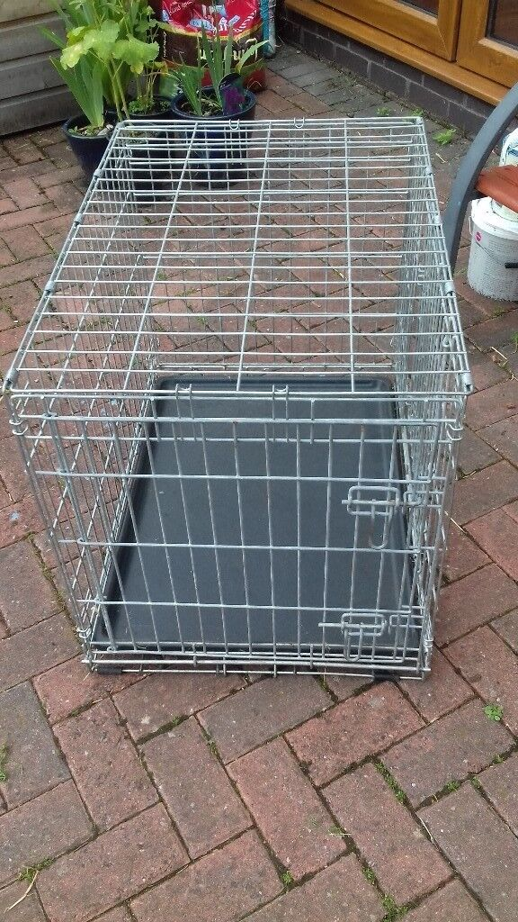 54 dog crate double door dog crate w 77 cms 54 59 in uttoxeter