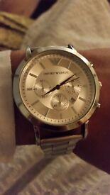 Mens Cheap Armani Watch