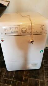 Hotpoint Aquarius 7KG TCHL73 Condenser Tumble Dryer