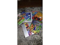 Collection of kids DVD'S