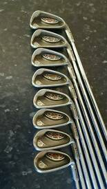 PING G10 GOLF CLUBS 4 iron to Sandwedge great condition