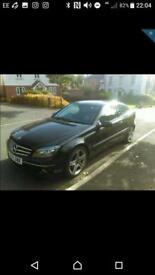 Mercedes CLC £4100 low miles