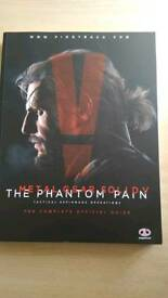 Metal gear solid v official guide