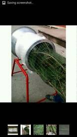 Christmas tree netting 300 meter sleeve