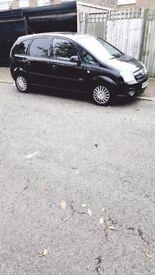 Vauxhall Meriva 1.6 Design Black