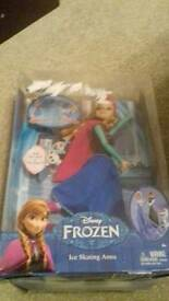 New frozen dolls