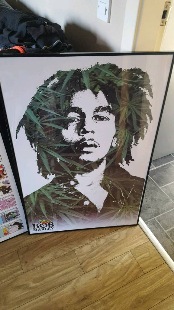"""Posters in framesin Broomhouse, EdinburghGumtree - Posters all in frames,sizes are hight 37"""" wide 25"""" all good condition frames are metal and protective sheet is perspex ,posters can be taken out and changed also another 2 posters not in frames ,pick up from West of edinburgh ,frames cost £20 each..."""
