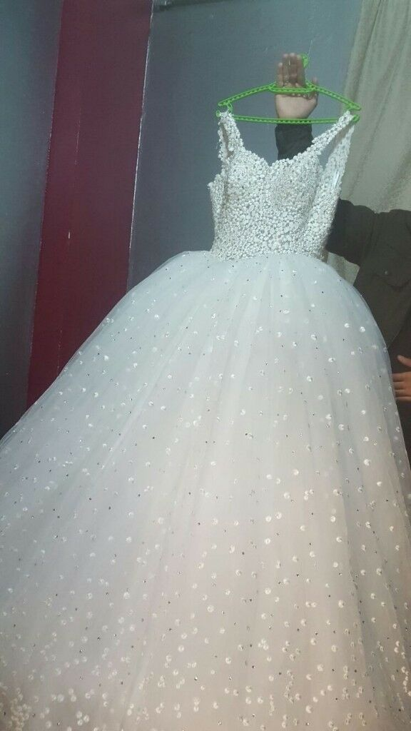 Arabic style size 8 / 10 wedding dress | in Salford, Manchester ...