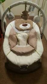 Baby seat 'loved so much'