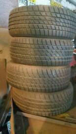 Tyres 195/55r15