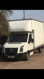 VW CRAFTER 2.5 109bhp Luton van / tail lift ! NO VAT !