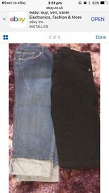 X2 ladies jeans size 22