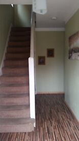 5* Room in Comfortable House in Central Taunton