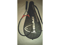 Two Head Tennis Racquets In As New Condition
