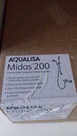 Midas aqualisa 200 shower