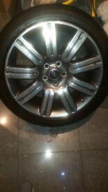 Range Rover Wheels & Tyres