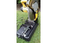Dewalt DW 872 TCT Metal Cutting Chop Saw