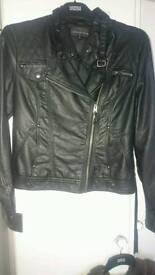 Marksandspencer limited biker ladies jacket