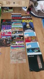 Bulk records for sale good condition. £15 OVNO