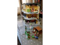 Brand New! Huge Playmobil Modern House Bundle