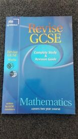 Mathematics gcse study and revision guide