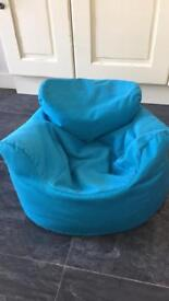 Childs bean bag