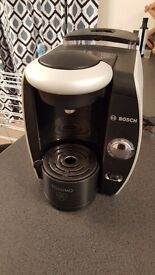 Bosch Tassimo Coffee Machine With Pods Included