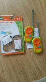 Walkie-talkie - Brand New Mothercare