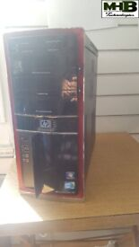Gaming HP Pavilion Elite HPE-150UK, Core i5, 2.67 GHz, 6 GB RAM, 1 TB HDD