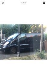 Vauxhall vivaro sportive spares or repair