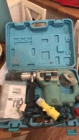 110V rotary hammer drill